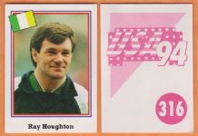 Eire Ray Houghton Aston Villa